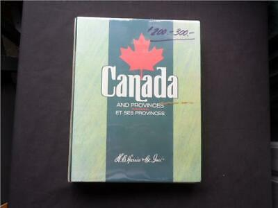UPA5186 NR 253 pics CANADA UP TO c 1989 MAINLY USED STAMPS COLLECTION
