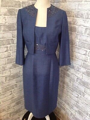 Gina Bacconi Mother Of The Bride Wedding Outfit Size 12