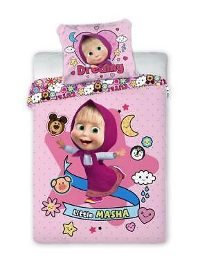 Masha and the Bear Baby Bed Linen 100x135 CM