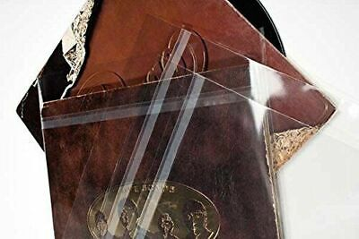 """25 x 12"""" Outer Vinyl Record LP Album Covers (Blake sleeves) with Resealable Flap"""