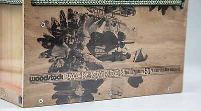 Woodstock-Back to the Garden: Definitive 50th Anniversary Archive, No Reserve