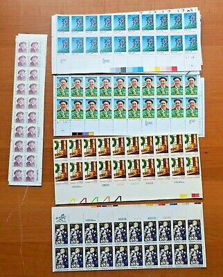 Mint NH US Discount Postage Sheets With Face Value of $100.00 Starting 50%