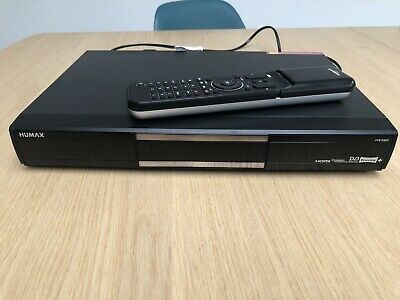 HUMAX PVR-9300T Freeview 500GB Twin Tuner Digital TV Recorder with HDMI