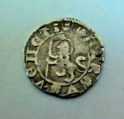 Metal detecting finds ,silver hammered coin..