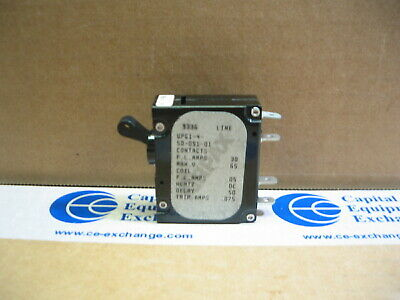 you get two 15 AMP AIRPAX CIRCUIT BREAKERS ONAN 320-1320  NEW 2 pcs