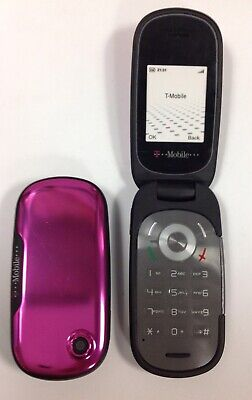 T-Mobile Flip Dummy Mobile Cell Phone Display Toy Fake Replica