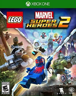 LEGO Marvel Super Heroes 2 Xbox One