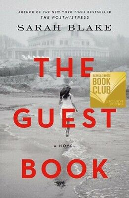 The Guest Book by Sarah Blake Barnes & Noble Edition