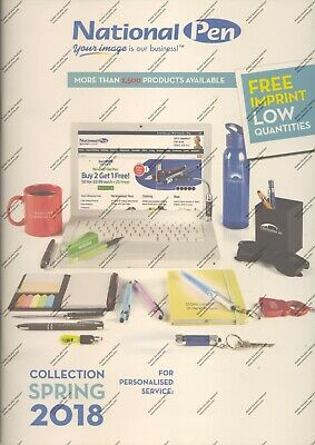 NationalPen Spring Collection 2018