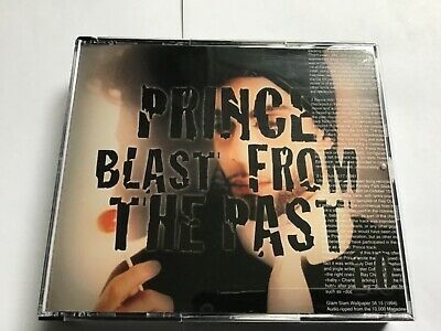 "Prince ""Blast From The Past Volume One Eye Records Ltd To 777 Copies"