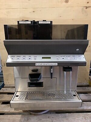 Starbucks Espresso Coffee Machine Cappuccino Thermoplan CTS2 B&W Black & White