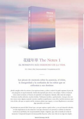 Bts 花樣年華 The Most Beautiful Moment In Life Notes 1 [Spanish ] Book [Bts]