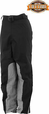 Frogg Toggs Pilot Road Pants Md Black/Silver PFC85106-01MD
