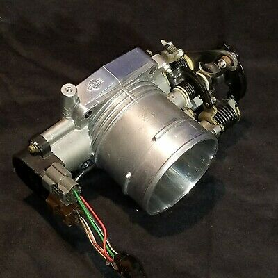 INFINITI Q45 VH45DE Throttle body w/TPS NISMO SR20VE RB26DETT SR20DET  2JZ-GTE