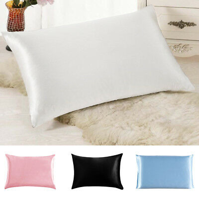 New Pillowcases Cover Bedding Pillow Protector Pillowcase Single & Twin Pack AU