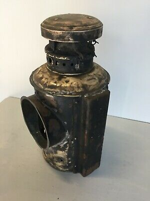 QLD Railway Semephore Signal Lamp With Burner