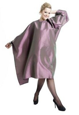 Metallic Shimmer Hairdressing Capes X6 Available