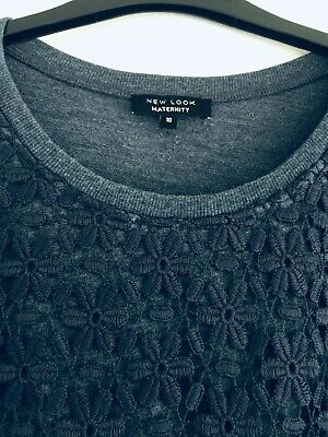 Maternity Size 10 Jumper New Look