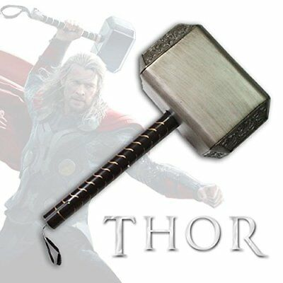 Thor's Hammer Mjölnir Film Marvel The Avengers 1:1 Scala