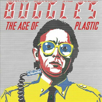 The Age of Plastic [LP] by Buggles.