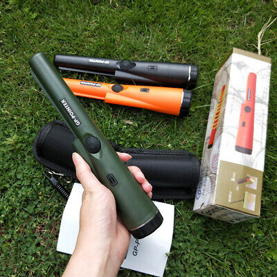 NEW GP-POINTER Pinpointer Probe Metal Detector Holster Treasure Unearthing Tool
