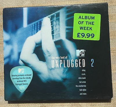 Various – The Very Best Of MTV Unplugged 2