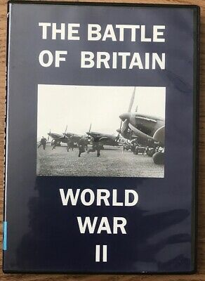 The Battle Of Britain World War 2 DVD