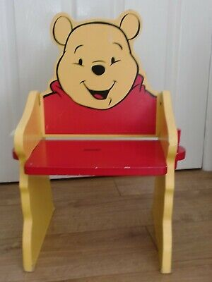 Winnie-the-Pooh Childs Seat Chair