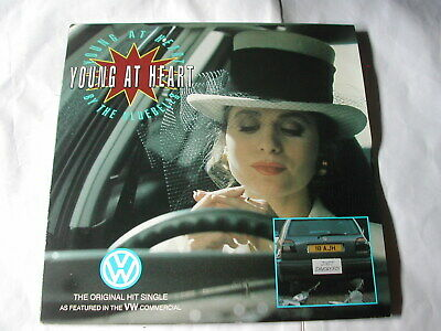 The Bluebells - Young At Heart - London - Vw Tv Ad Theme Re-Issue 7""