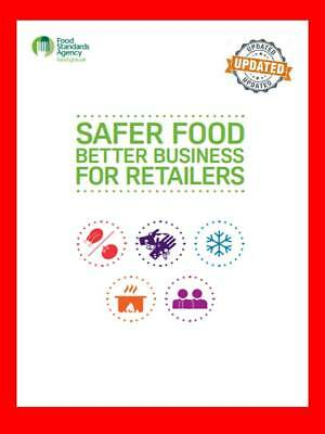 Updated Safer Food Better Business for Retailers Shops Retail Convenience HACCP