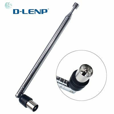 1xMale Telescopic Antenna Aerial For RC Radio Car Control Transmitter Controller