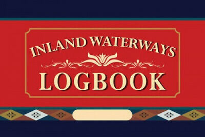 The Inland Waterways Logbook by Emrhys Barrell.