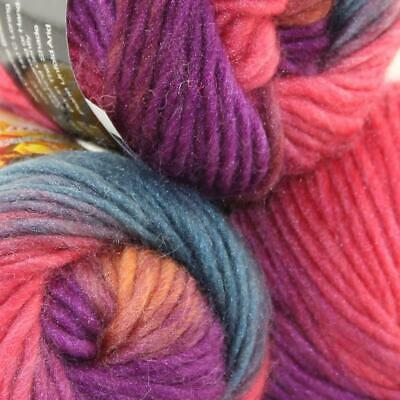 Sale Lot 3Ballsx50gr New Knitting Yarn Chunky Colorful Hand Wool Wrap Scarve 801