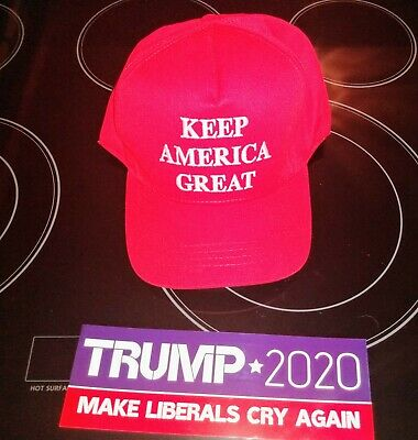 Official AUTHENTIC DIRECTLY FROM CAMPAIGN Donald Trump Keep America Great Hat