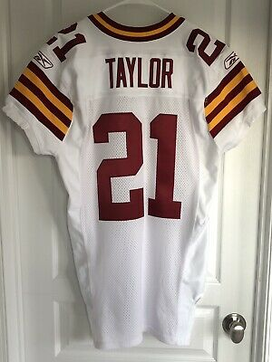 wholesale dealer cdcd1 cacb5 MIAMI HURRICANES #26 SEAN TAYLOR COLLEGE THROWBACK ALL SEWN ...