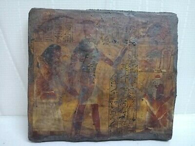 Rare piece of ancient Egyptian civilization..  Pharaonic wood