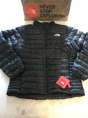c9643ba6d NEW MENS THE North Face Padded Arashi 2 Insulated Hybrid Jacket UK ...