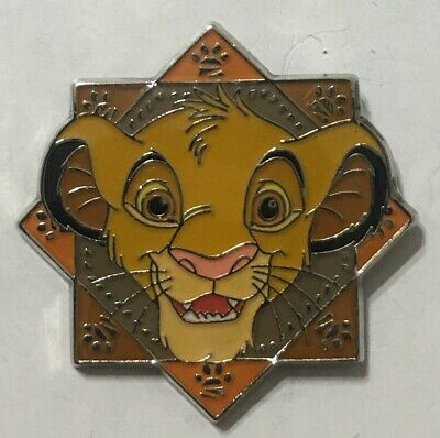 Young Simba The Lion King 2017 Disney Pin Trading Starter Set PinPics 120341