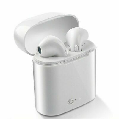 I7S TWS Wireless Bluetooth AirPods Earphone Earpod Headphones For iPhone Samsung