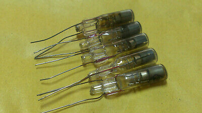 2x INS-1 Neon Bulb dot indicator for NIXIE or VFD Clock HOBBY FREE SHIPPING