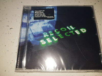Best of Recoil    Alan Wilder  CD  (New)    Depeche Mode Mute