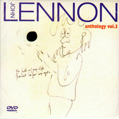 John Lennon ‎– Anthology Vol.3   2 CD  DVD, NTSC