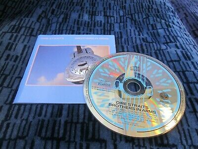 Dire Straits Cd Brothers In Arms Cd Ex Ex