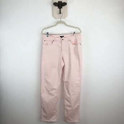 Eileen Fisher Pale Pink Pants  |  Womens 14