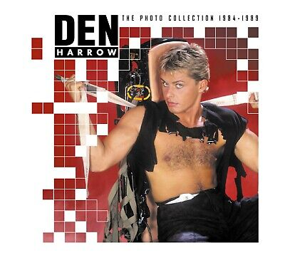 DEN HARROW [TOM HOOKER] - The Photo Collection 1984-1989 [book 124 photo pages]