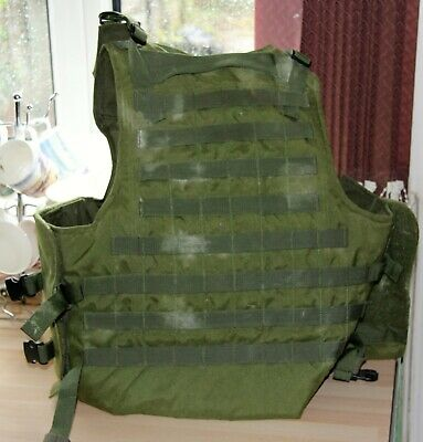 Paintball protective vest