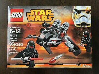 LEGO Star Wars 75079 Shadow Troopers Battle Pack. New Unopened.