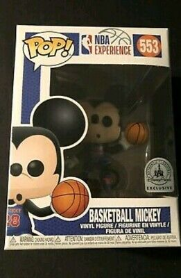 Disney Nba Experience Mickey Mouse Funko