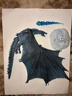 Viserion McFarlane Toys Game of Thrones Deluxe (Ice Dragon) Action Figure Loose