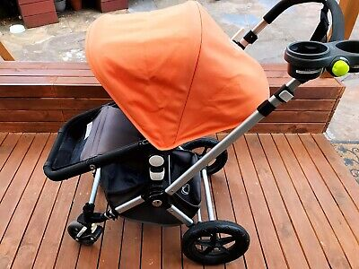 Bugaboo Cameleon Special Edition Tangerine- Works Perfectly